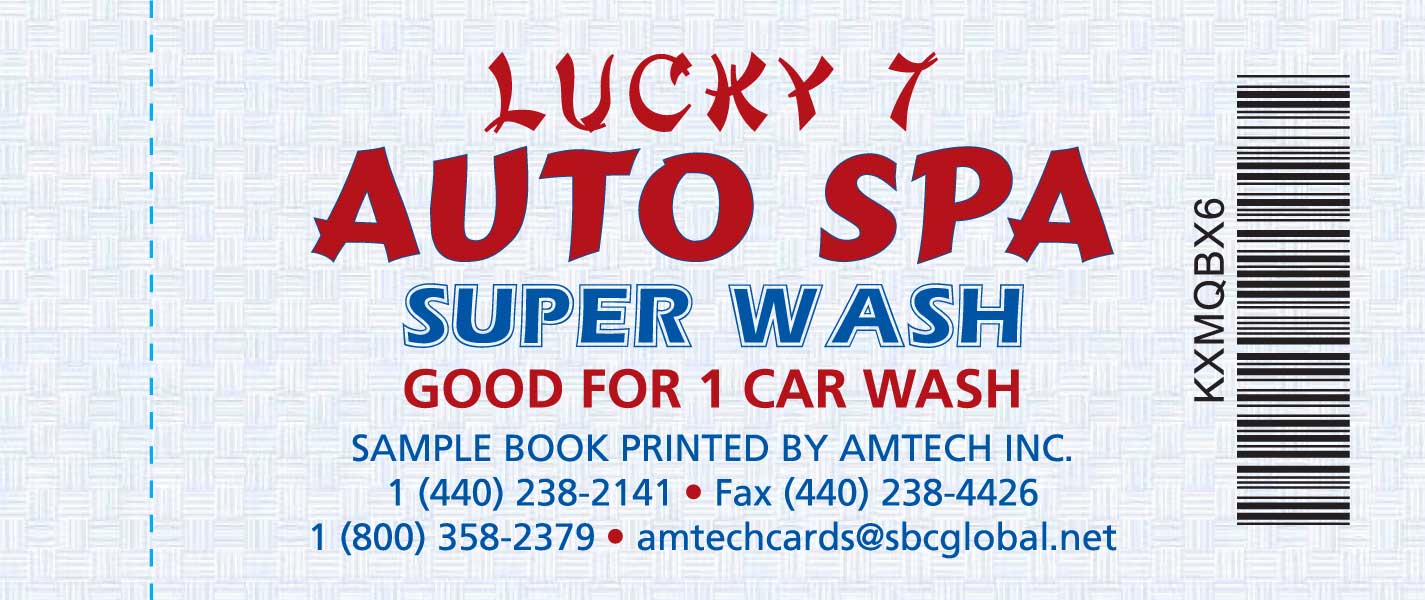 amtech, inc. barcode & sales solutions for car washes